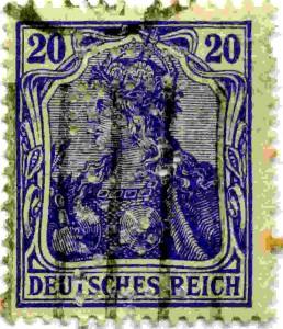 Duitsland 20 pf