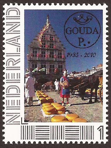Stadhuis - 3 Gouda Post
